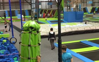 Aberdeenshire's premier trampoline park and a great family day out!